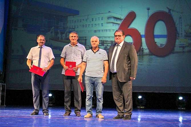 Порту Тольятти — 60 лет