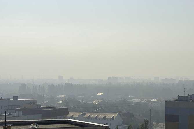 Экологическая обстановка в Тольятти с 24 по 31 августа 2018 года