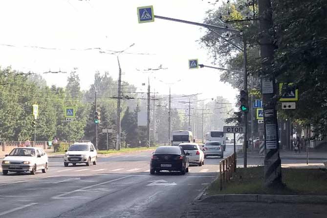 Неблагоприятные метеоусловия в Тольятти 30 августа 2018 года