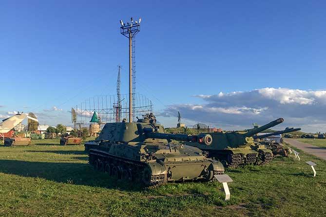 экспонаты технического музея имени сахарова