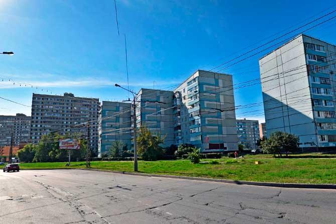 Осенью на фасадах трех тольяттинских многоэтажек появятся граффити