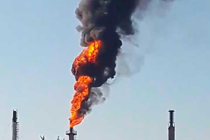Черный дым над Тольятти: Причины горения