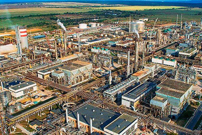 Тольяттиазот предложил свою продукцию на бирже минеральных удобрений