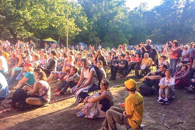 Грушинский фестиваль жив и будет жить