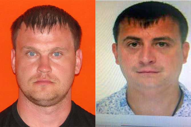 Полиция разыскивает двух мужчин, подозреваемых в совершении тяжкого преступления