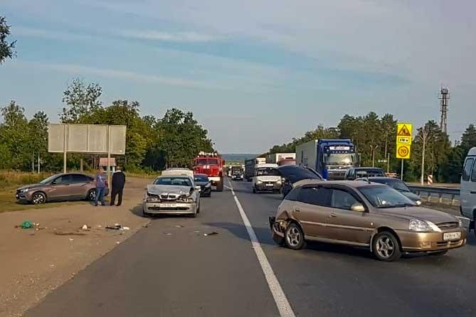 Самара – Тольятти: 28-летний житель Тольятти сбит насмерть