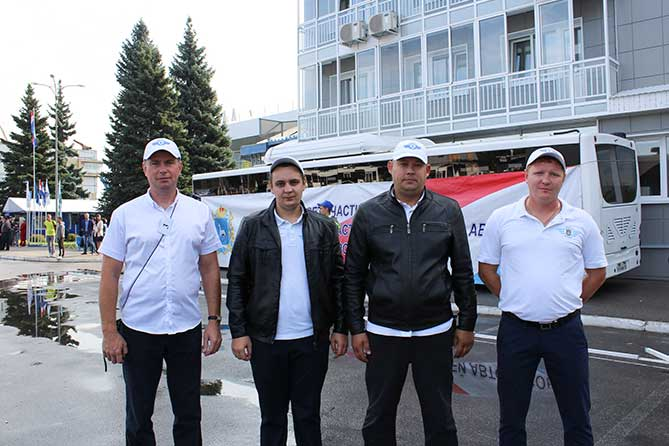 Лучшие водители автобусов работают в Тольятти!