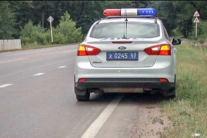 Внимание: Розыск женщины-водителя в Тольятти