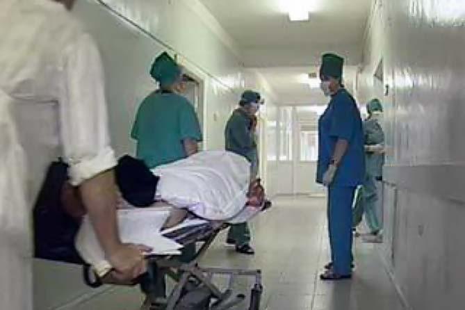 Во время процедуры в больнице женщина умерла
