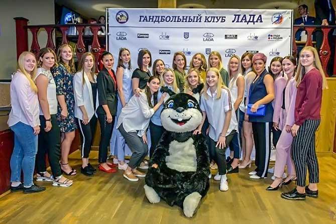 В Тольятти прошла презентация команды «Лада», посвященная открытию сезона