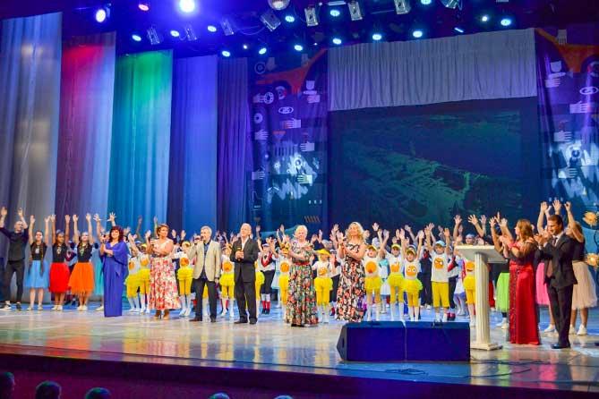 В ДКИТ прошел концерт в честь Дня машиностроителя 2018