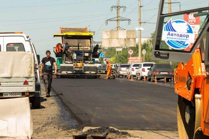 Ремонт дороги на село Подстепки: Заторов избежать не удастся