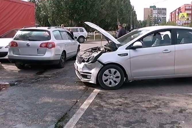 ДТП 4 сентября 2018 года в Автозаводском районе