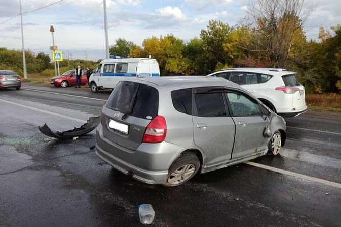В ДТП на Обводном шоссе погиб пешеход