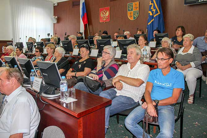 Исторический центр Тольятти: Проект одобрен