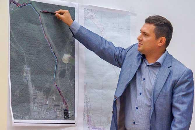 Состоялось общественное обсуждение проекта о смене зонирования на лесном участке между Центральным и Комсомольским районами