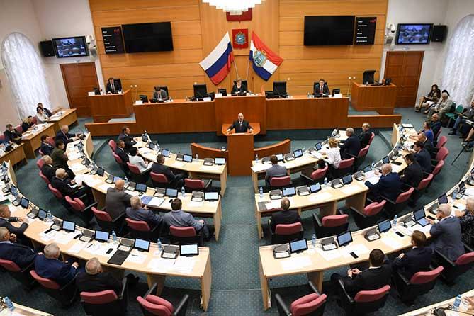Изменения в структуре областного Правительства: Сокращается количество вице-губернаторов и заместителей