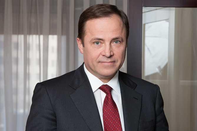 Бывший глава АВТОВАЗа Игорь Комаров назначен полпредом Президента в Приволжском федеральном округе