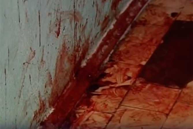 За что же мать с такой жестокостью убила сына