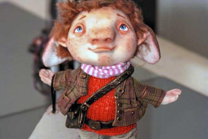 Выставка авторских кукол и игрушек в Тольятти
