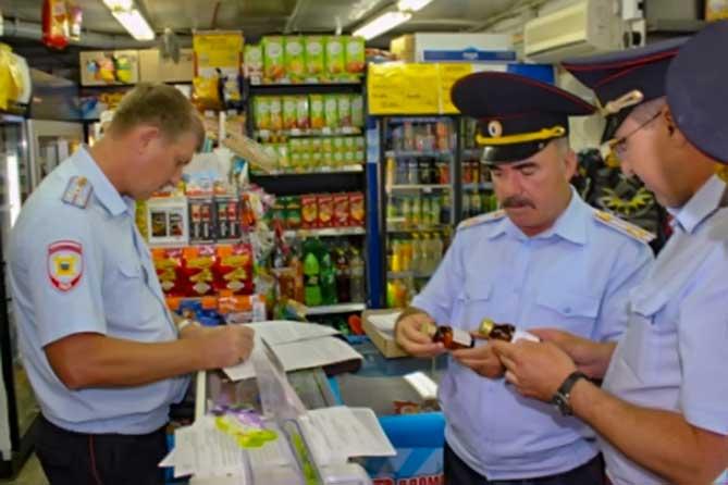 В Тольятти проверили 5 торговых объектов, осуществляющих продажу алкогольной продукции