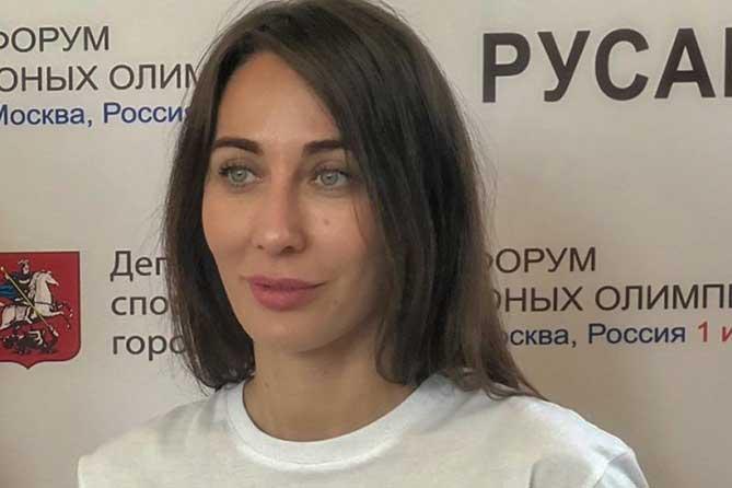 Уроженка Тольятти Маргарита Пахноцкая бывает в родном городе нечасто