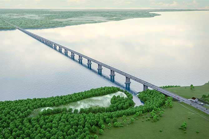 мост от куд и куда пойдет мост