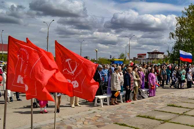 КПРФ набирает большинство голосов избирателей в Тольятти
