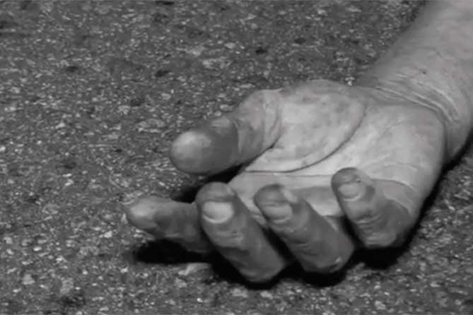 Найден мертвым на трассе в Забайкалье