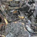 35-летняя женщина подожгла автомобиль «обидчицы»