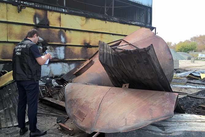 В Тольятти проводится проверка по факту происшествия, в результате которого погибли рабочие