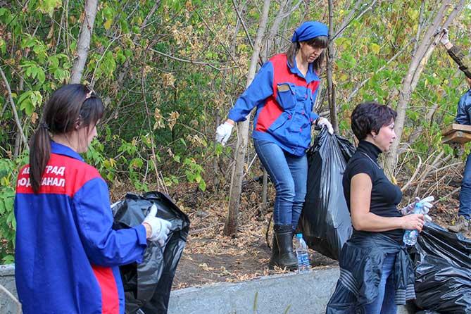 Осенний марафон 2018: Тольятти против мусора