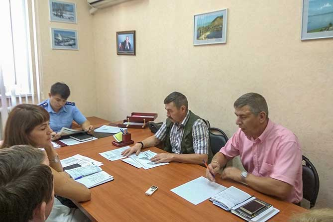 От тольяттинцев поступили обращения по поводу сохранности леса