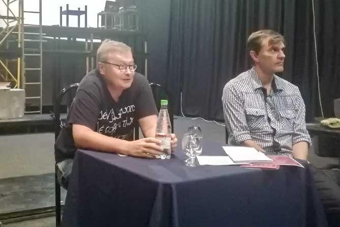 Театр «Колесо»: Спектакль «Как закалялась сталь» вызвал бурные дискуссии