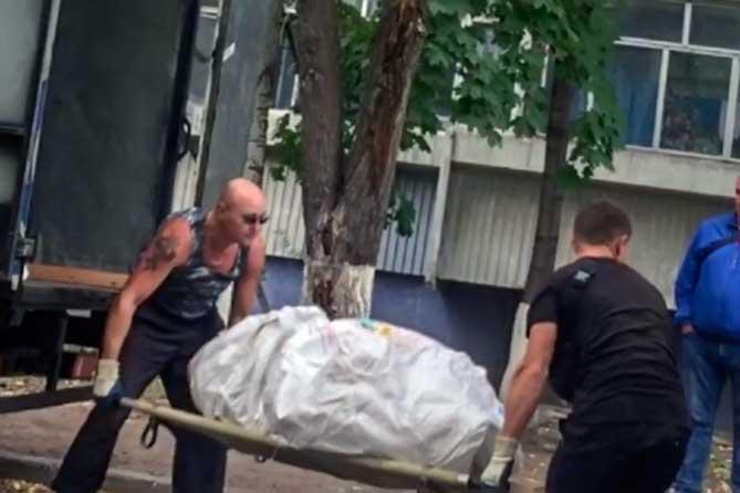 Тело жены, завернутое в полиэтилен, нашли в «Газели» спустя три недели