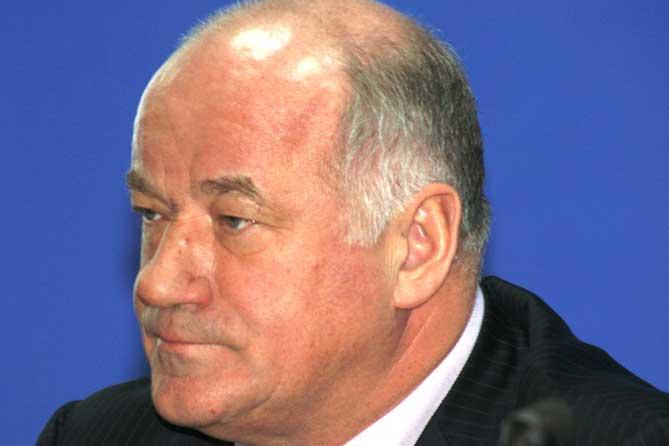 Сегодня ночью скончался председатель губернской думы Виктор Сазонов
