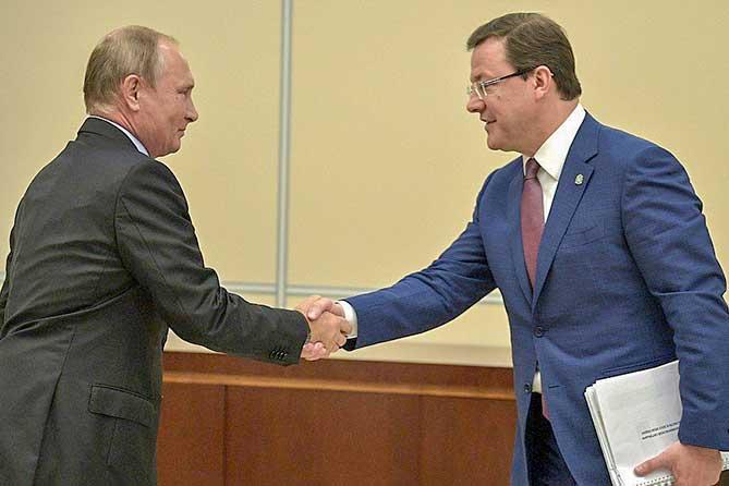 Мост через Волгу с обходом Тольятти: Президент поручил Правительству РФ проработать вопрос строительства