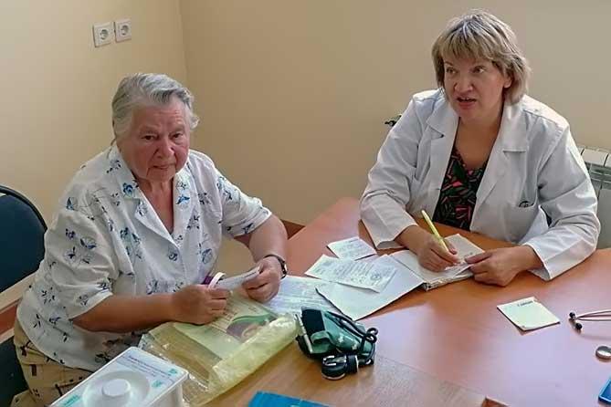 Пункт неотложной медицинской помощи: Врачи по месту жительства