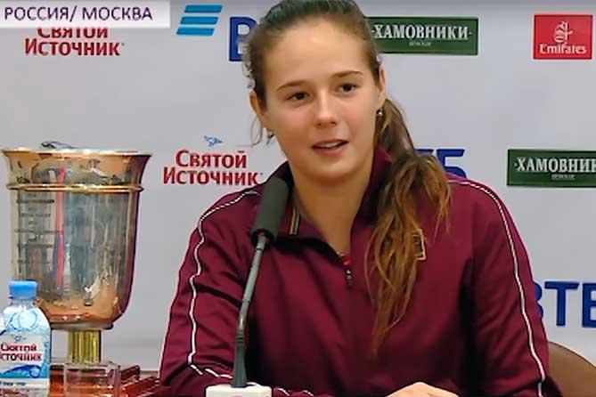 Больше никто не сомневается, что тольяттинка способна подняться на вершину международного рейтинга