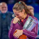Тольяттинская теннисистка Касаткина Дарья обладательница Кубка Кремля