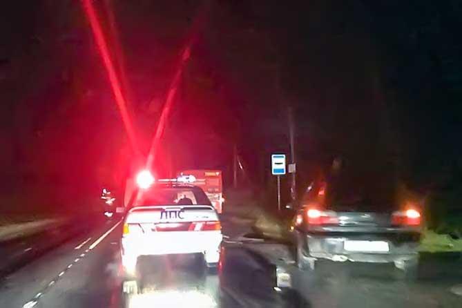 В ДТП на М-5 попал автобус с 15 детьми