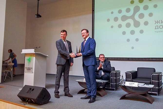 В Тольятти состоится открытие представительства Фонда «Сколково» 25 октября 2018 года