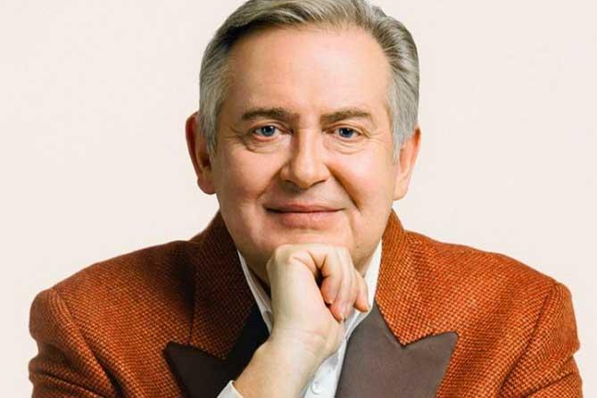 Народный артист России Юрий Стоянов выступит в Тольяттинской филармонии 19 октября 2018 года