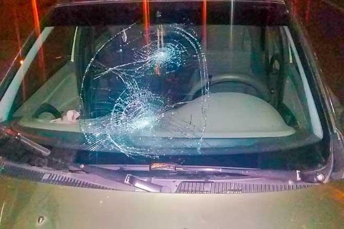 21-летний парень пострадал на пешеходном переходе