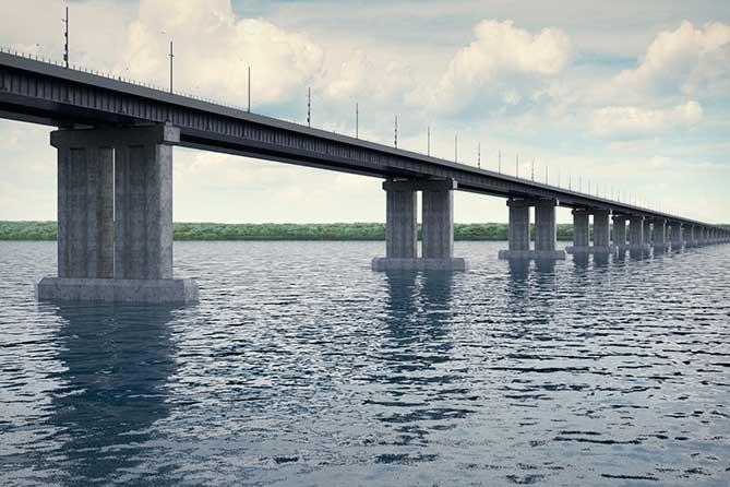 Мы должны к 2024 году этот мост построить