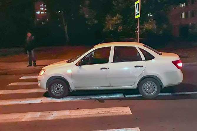 Несовершеннолетний пострадал на пешеходном переходе на Приморском бульваре