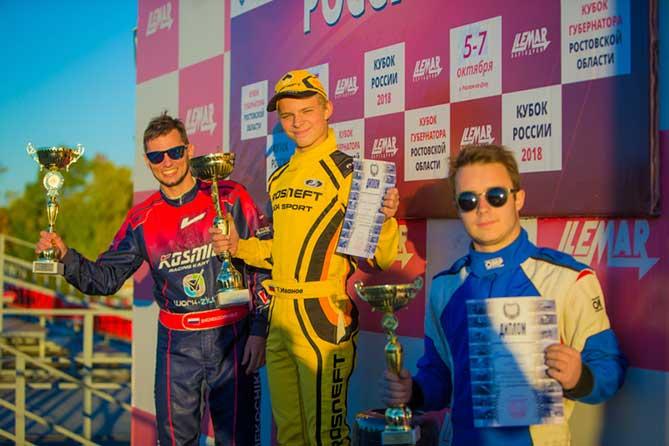 LADA Sport ROSNEFT успешно выступила на Кубке России 2018 по картингу