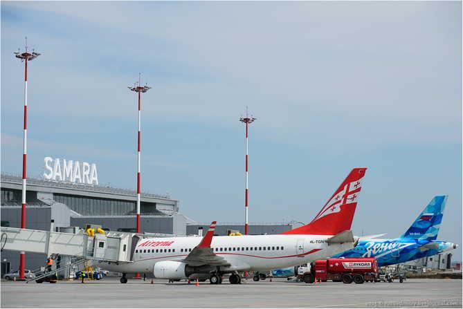 Жители Тольятти могут предложить новое имя для аэропорта Курумоч