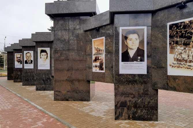 В Тольятти 9 ноября 2018 года состоится торжественное открытие Аллеи Славы