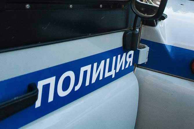 Задержан заместитель генерального директора за применение насилия в отношении представителя власти